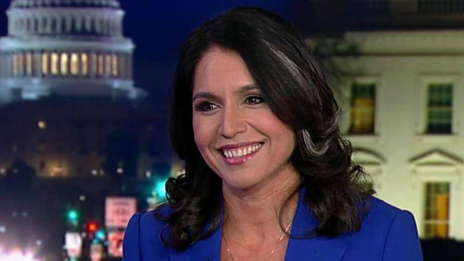 Rep. Tulsi Gabbard: Regime change wars have disastrous consequences