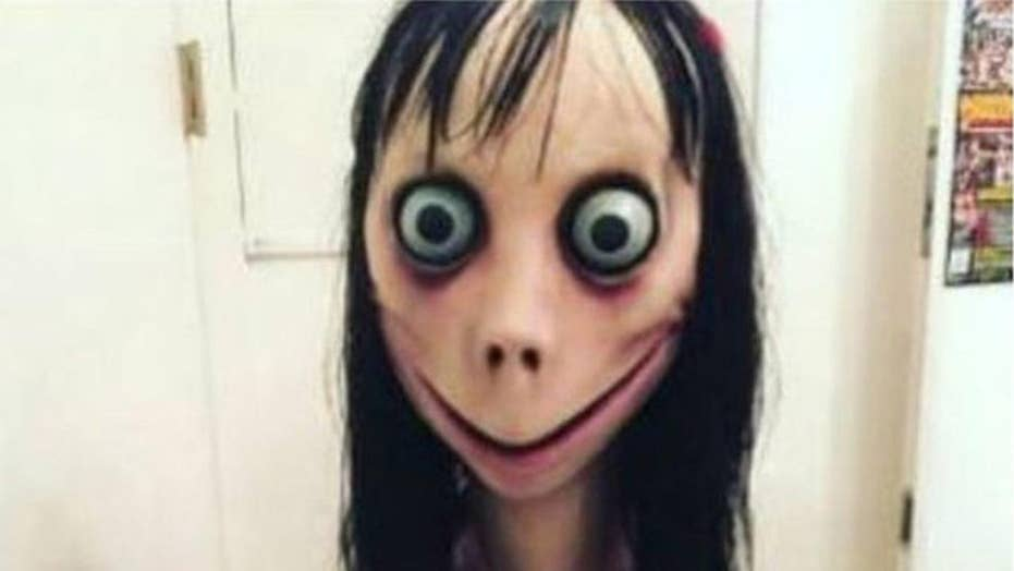 'Momo suicide challenge': Deadly game or hoax?