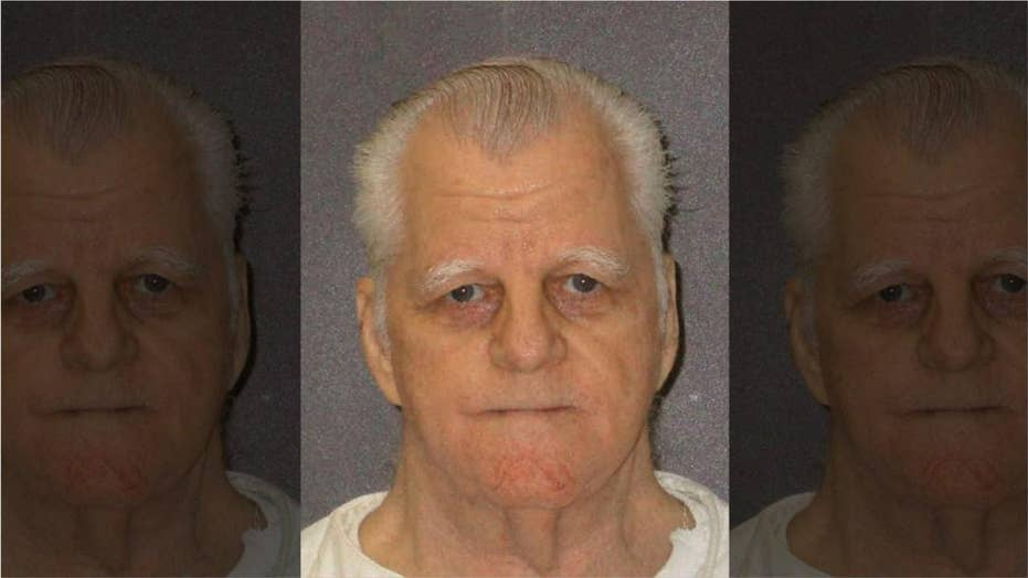 Death-row inmate says cryptic last words before fight breaks out at execution