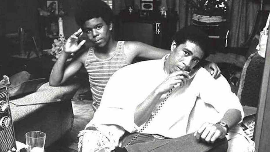 Richard Pryor Jr. recalls growing up with his famous father, overcoming drug addiction: 'I was so far gone'