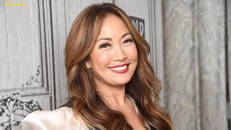 Usual carrie ann inaba all