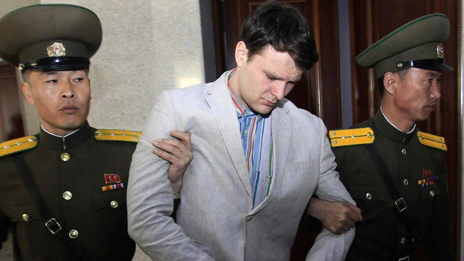 Warmbier family speaks out following Trump's comments that he believes Kim did not know of Otto's treatment