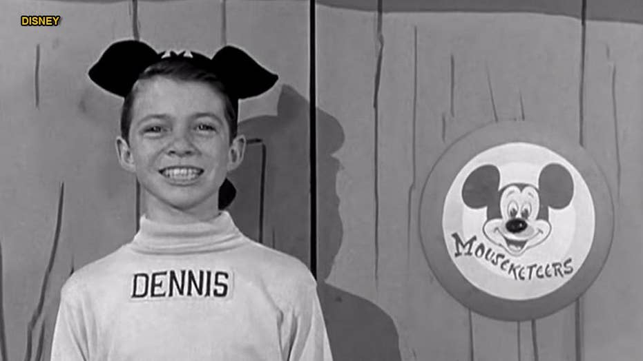 Police stymied as strange Mickey Mouse Club Mouseketeer Dennis Day blank given July