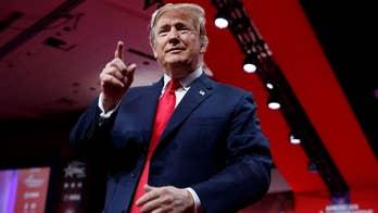 Trump to speak at CPAC this weekend