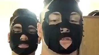Marine squadron investigated for 'blackface' video
