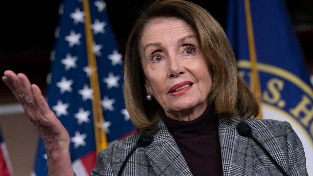 Pelosi to Trump: Do the country a favor, don't run in 2020 thumbnail