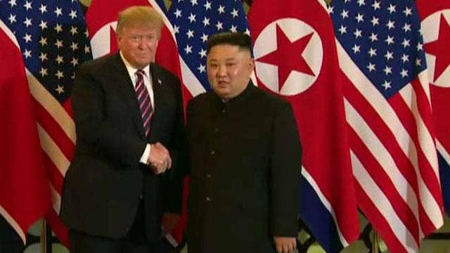 President Trump isn't the first president to walk away from nuclear negotiations