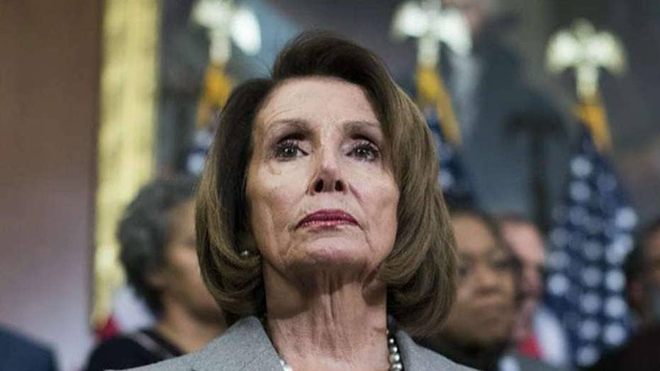 Pelosi says Democrats need to vote as one against GOP messaging