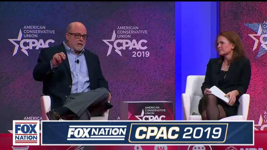 Mark Levin Speaks at CPAC