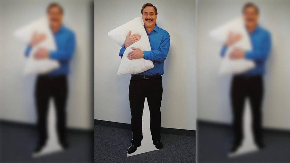 Minnesota police called for welfare check on cutout of MyPillow CEO