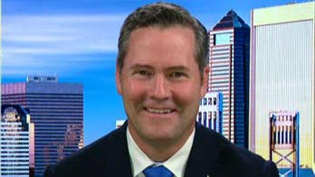 Rep. Michael Waltz says the US needs to enforce economic sanctions on North Korea and China