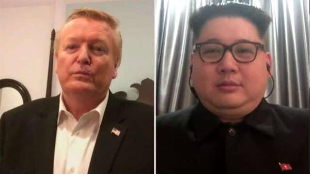 'Donald Trump' and 'Kim Jong Un' trade jabs on 'Watters' World' thumbnail