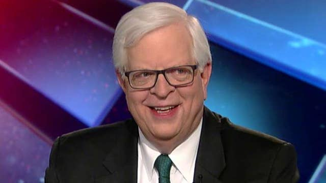 Dennis Prager on the slow creep of socialism