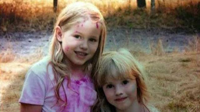 Two California sisters missing
