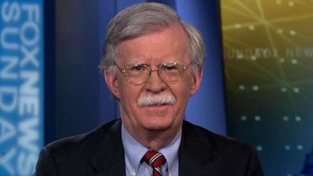 John Bolton on next steps in effort to stop North Korea's nuclear threat