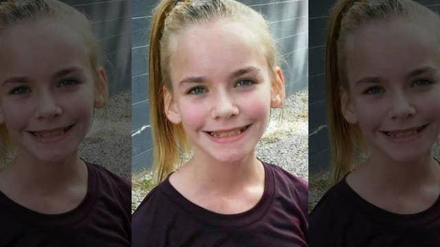 Alabama girl, 11, found dead