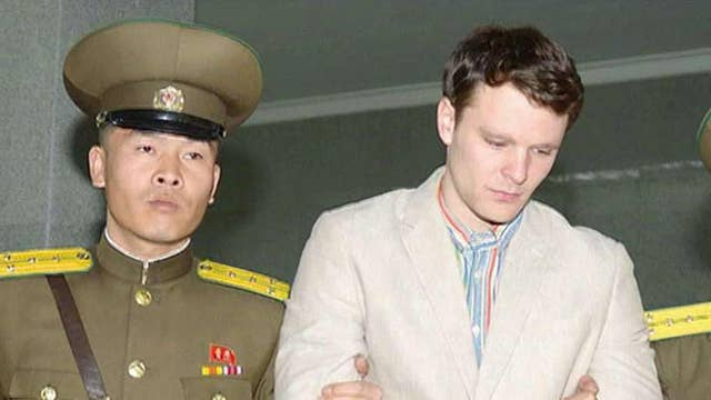 Eric Shawn: Justice for Otto Warmbier