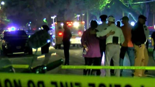 Tragedy strikes Mardi Gras celebration after car plows into pedestrians, bike riders