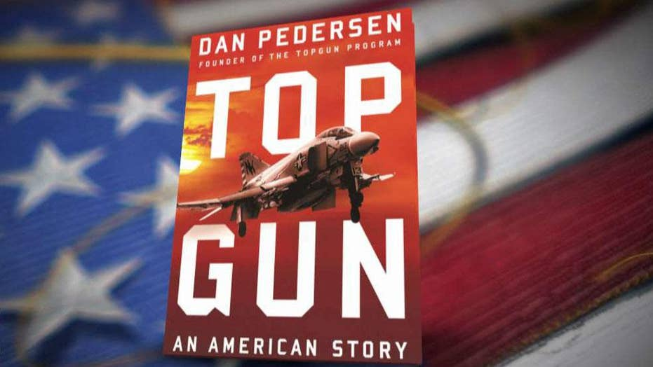 Untold story of the legendary TOPGUN school