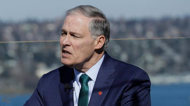 Governor Inslee wants to defeat climate change, policy adviser commutes from Morocco