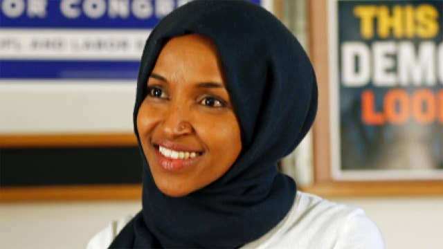 Omar called out by her own party