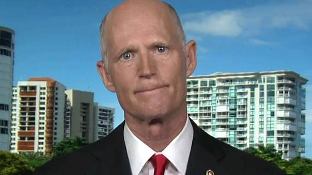 Sen. Rick Scott: Why don't Democrats want to solve our immigration problems?
