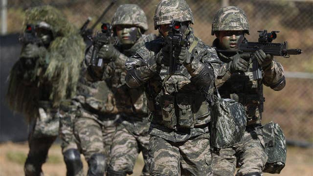 US, South Korea to replace massive joint military drills with smaller training exercises