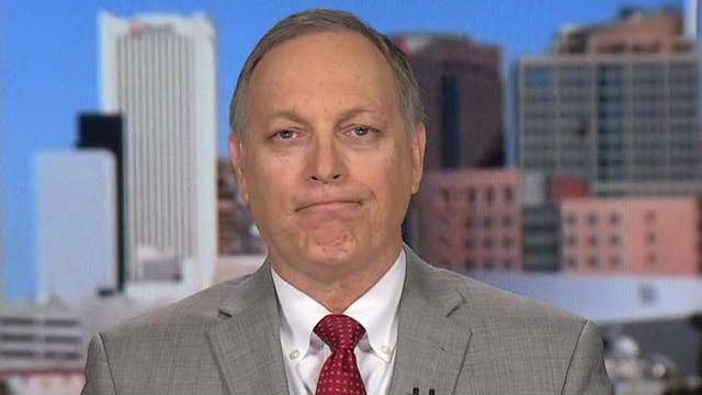 Rep. Andy Biggs says criticism of Rep. Ilhan Omar doesn't go far enough: 'She needs to be disciplined'