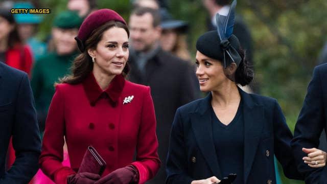 Royal family releases social media guidelines in wake of Meghan Markle, Kate Middleton online abuse