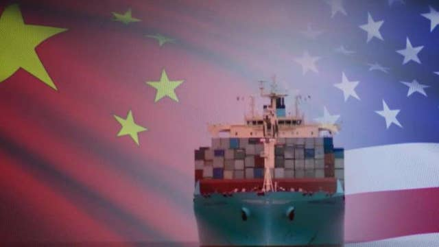 White House officials tell Fox News that progress is being made in trade talks with China