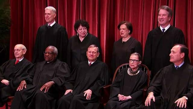 Swing vote? Some conservatives worry Supreme Court Chief Justice Roberts has drifted permanently to the left