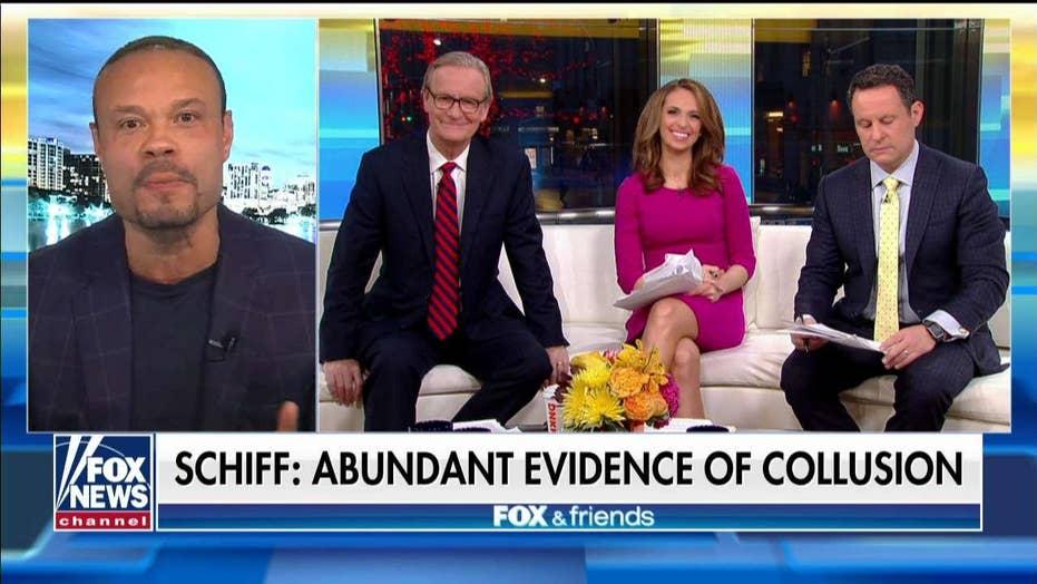 Dan Bongino on new allegations by Democrats Nadler, Schiff.