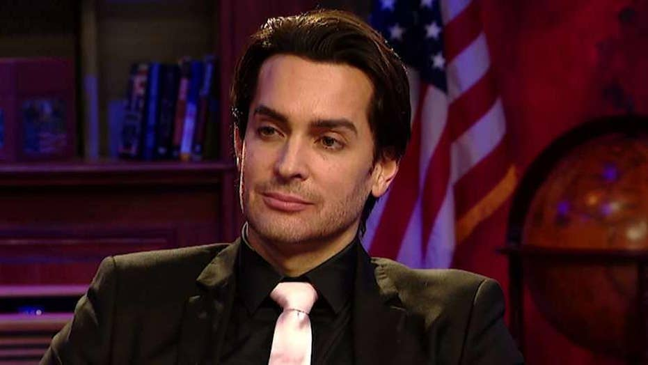 Brandon Straka explains the #WalkAway campaign and his disillusionment with Democratic Party and liberal media