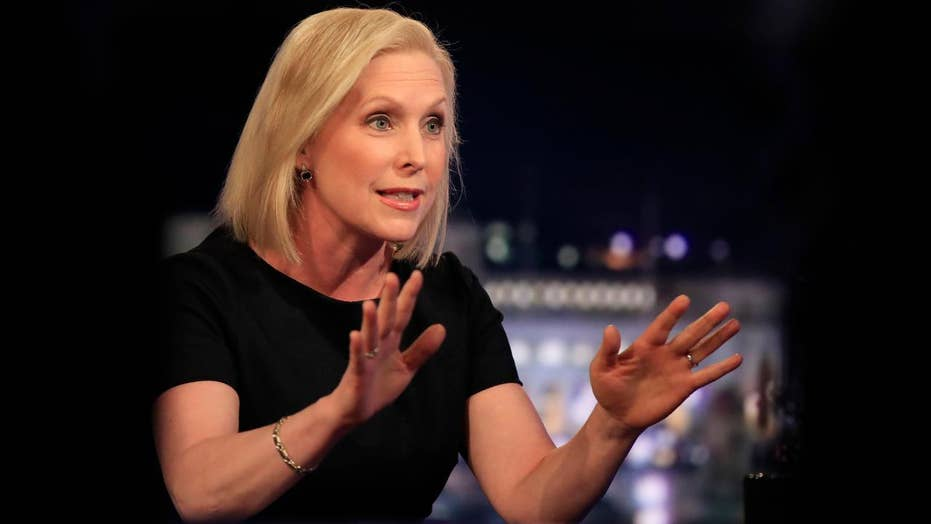 Kirsten Gillibrand says she expects bipartisan support for the Green New Deal