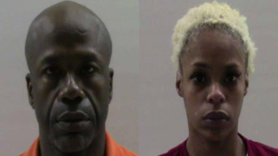 Baltimore police accuse husband and daughter of staging woman's murder, blaming 'panhandler'