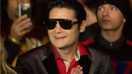 Corey Feldman urges other abuse victims to come forward for new legislation