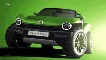 VW dune buggy is back for an electric future
