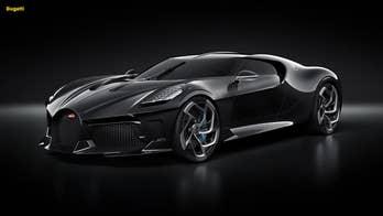 Bugatti sells the world's most expensive car