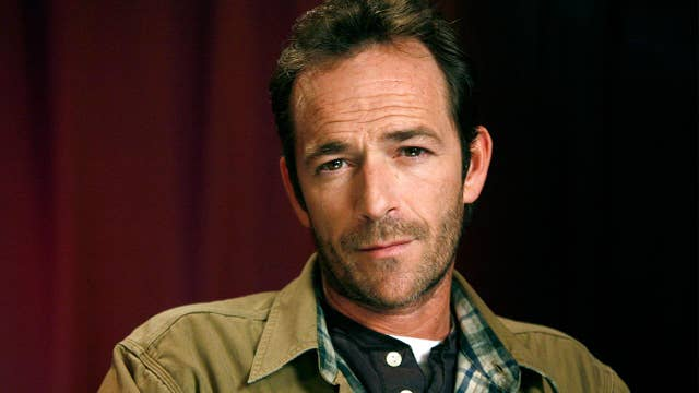 Luke Perry dead at age 52