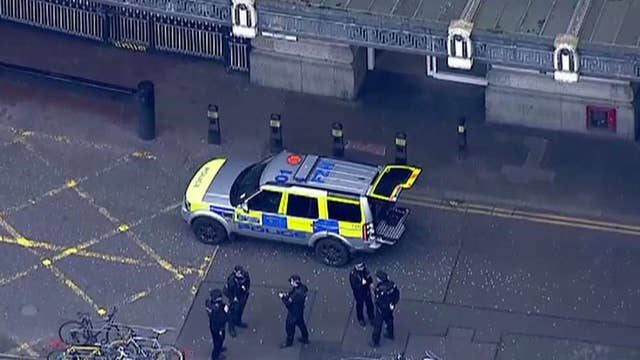 3 small explosive devices found in London postmarked with 'love' stamps from Ireland