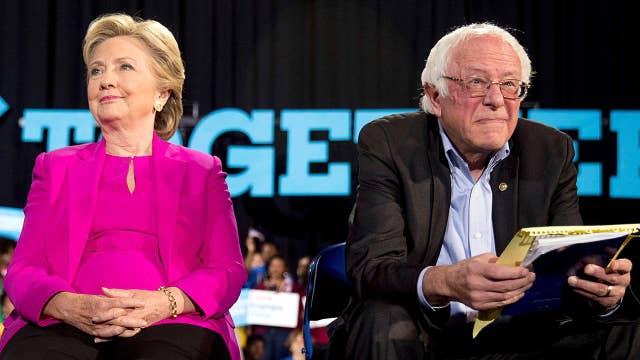 Tensions rising between key advisers, allies of Hillary Clinton and Bernie Sanders
