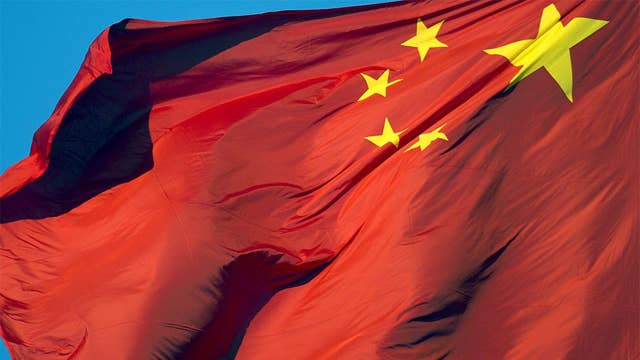 Eric Shawn: China targeting. . . US