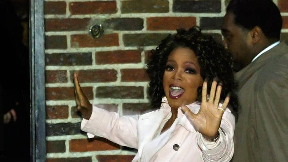 Oprah Winfrey says 'Leaving Neverland' and the conversation about sexual abuse 'transcends Michael Jackson'
