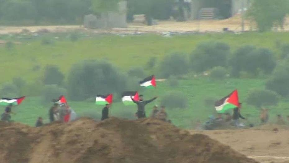 Islamic Jihad leaders in Gaza say they are prepared for military action