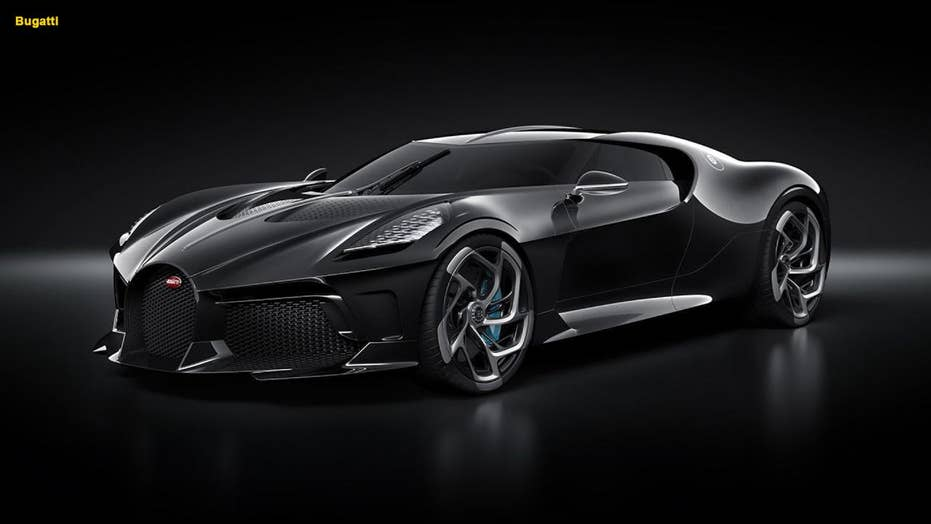 Bugatti Cars Expensive Cars: Bugatti Sold The World's Most Expensive New Car For $18.9