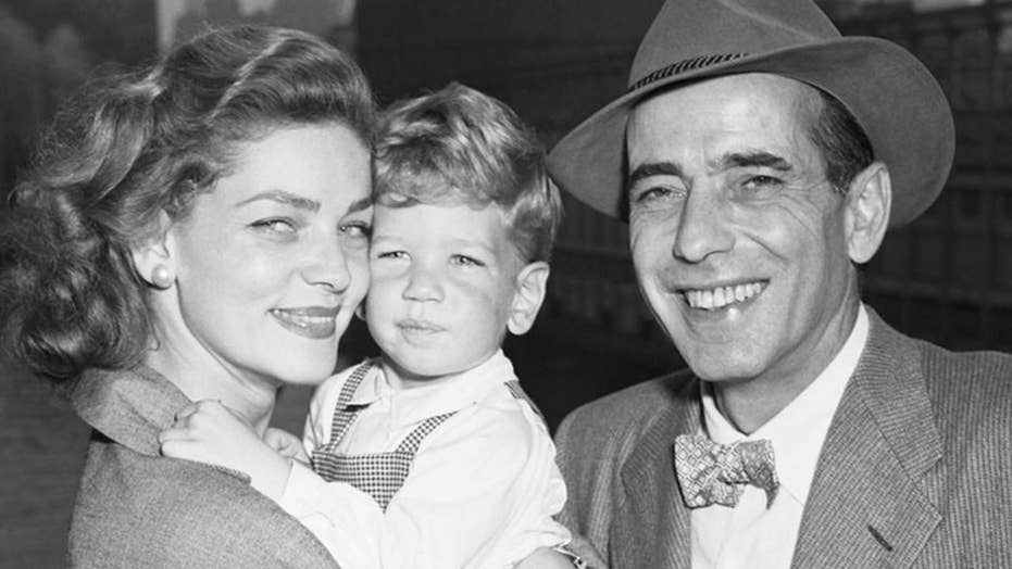 Humphrey Bogart, Lauren Bacall's son recalls growing up with Hollywood icons