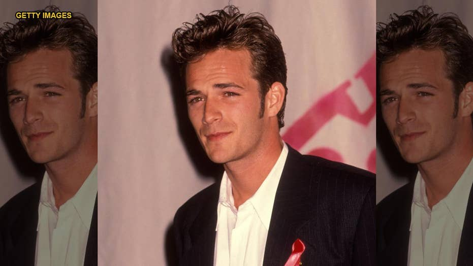 Luke Perry discusses newfound fame in 1992 interview