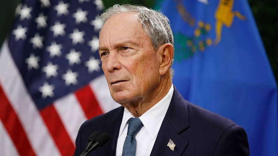 Michael Bloomberg: I am not running for president