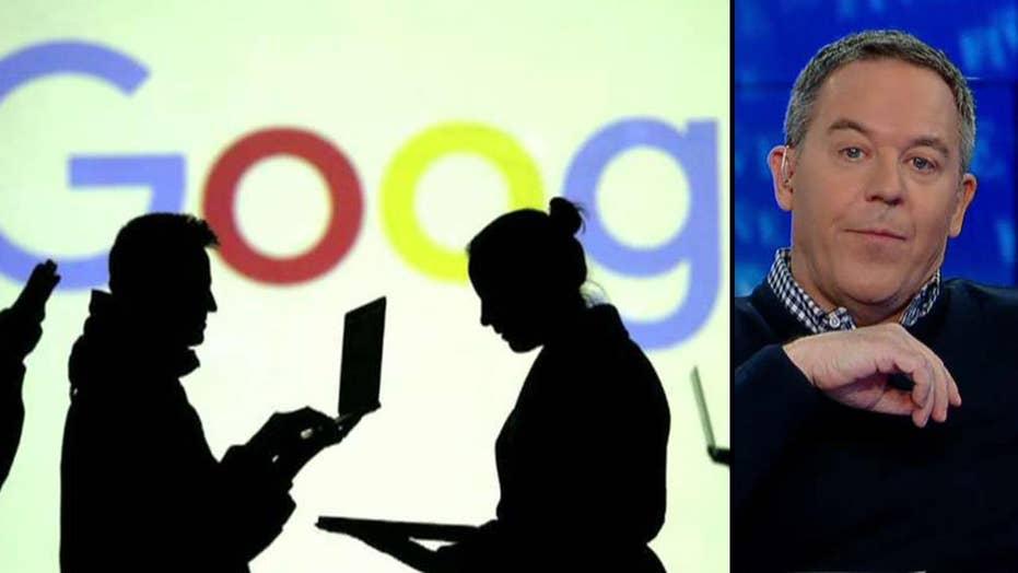 Gutfeld on Google's surprising wage gap