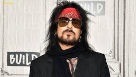 Mötley Crüe's Nikki Sixx talks 'The Dirt,' says Trump spelled band's name wrong in tweet